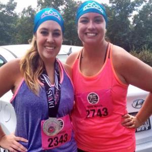 My First Half Marathon - Diva Wine Country Sept. 2013