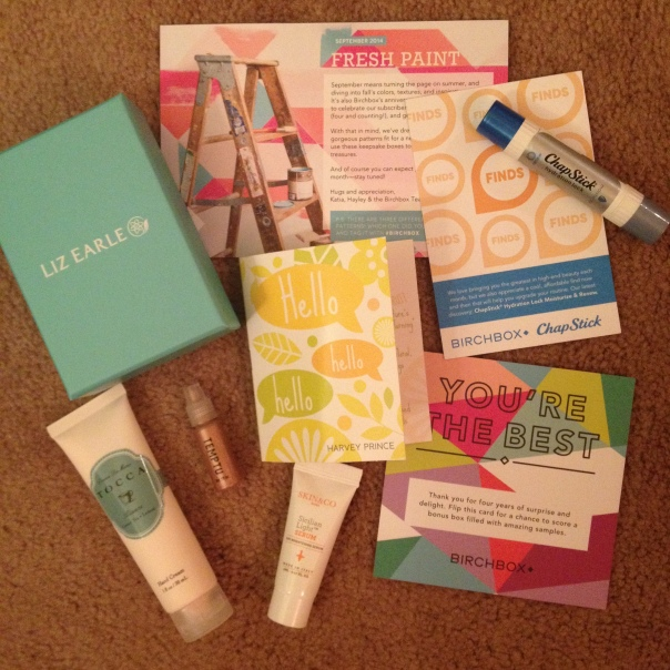 Birchbox - September