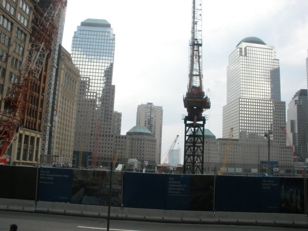 The hole the WTC Towers left