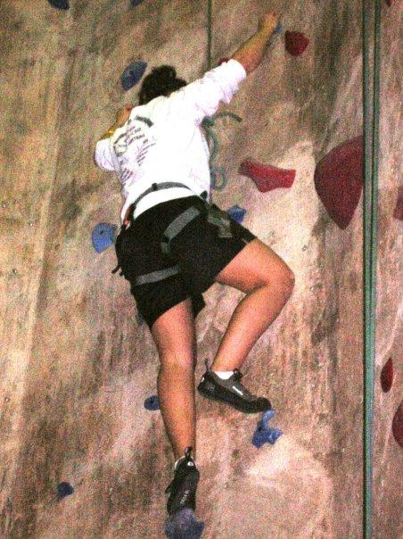 2008 rock climb